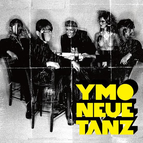 YELLOW MAGIC ORCHESTRA / NEUE TANZ〈通常盤CDジャケット〉