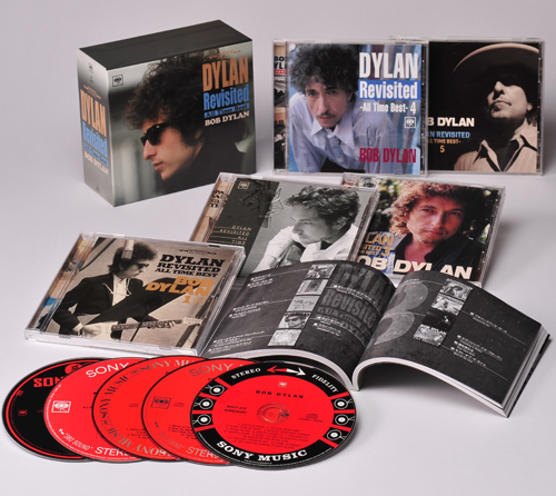 来日記念盤『DYLAN Revisited ~All Time Best~』