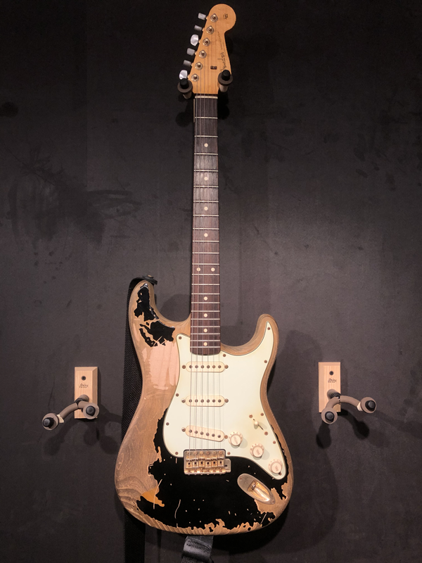Fender Custom Shop John Mayer Signature Model Stratocaster Black1:2010年発売 世界限定83本