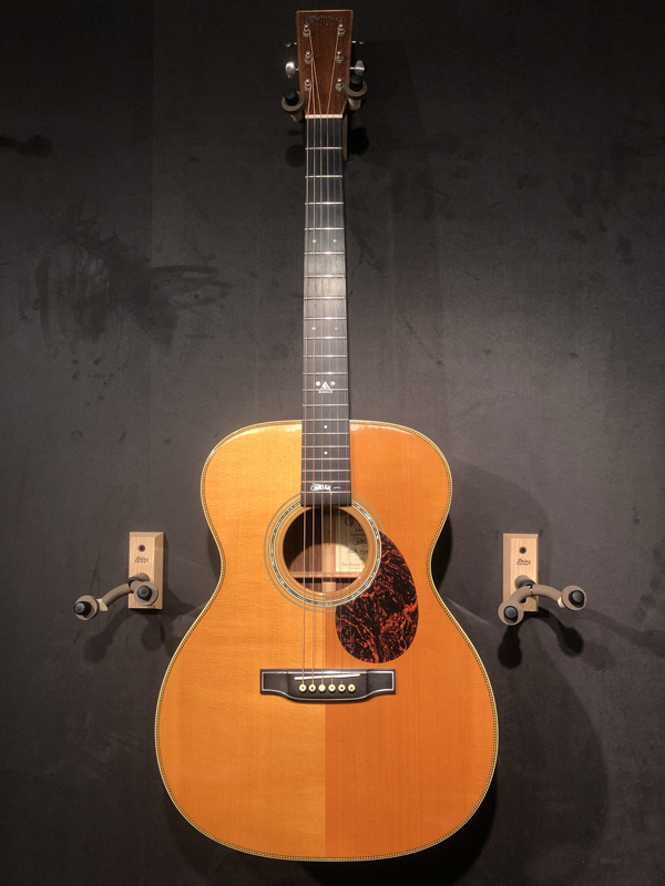 Martin John Mayer Signature Model OM28JM:世界限定404本