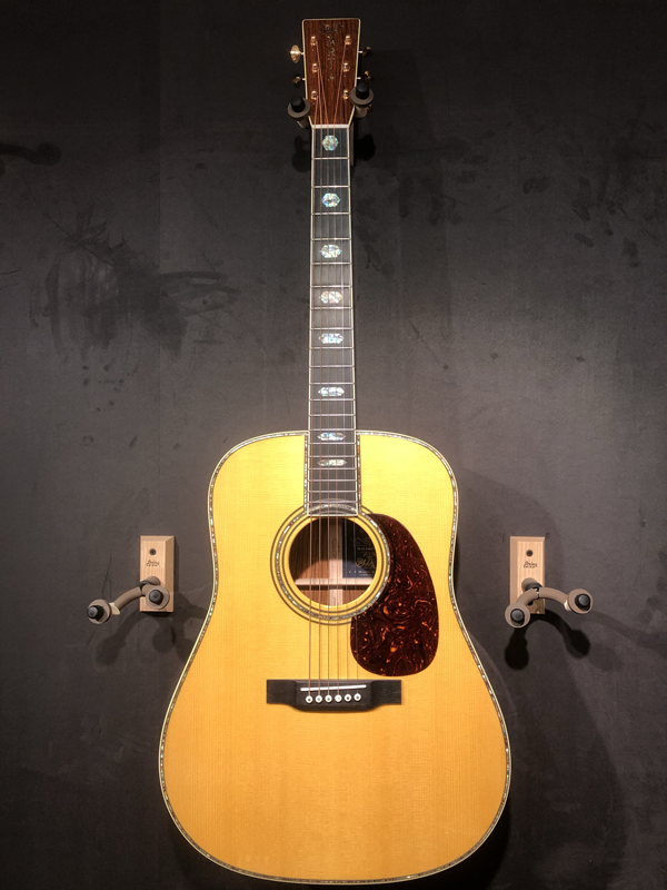 Martin D-45 John Mayer Signature Model:世界限定45本