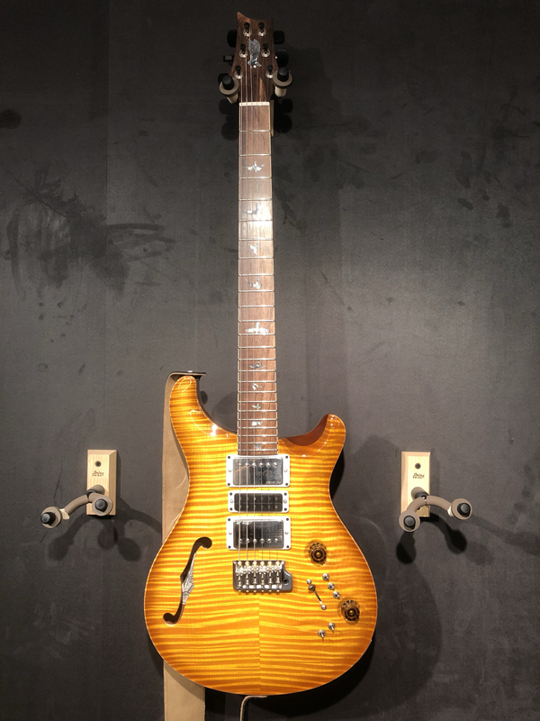 PRS John Mayer Signature Model Super Eagle:世界限定100本