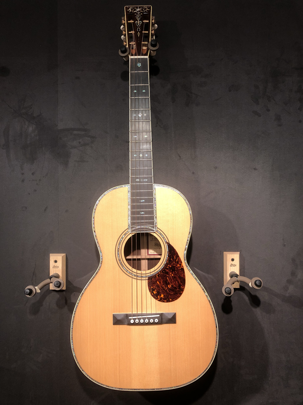 Martin 00-45SC John Mayer Signature Model:2012年発売