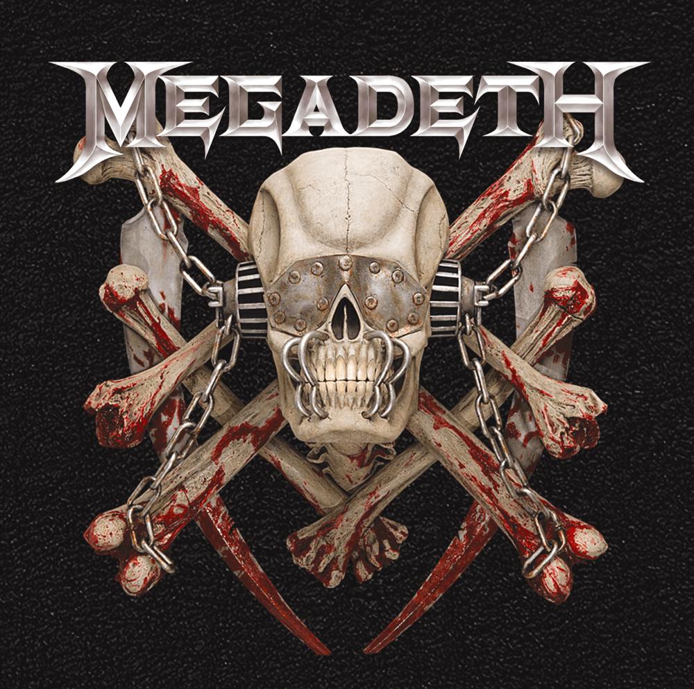 メガデス Megadeth 『キリング・イズ・マイ・ビジネス ーザ・ファイナル・キルー』