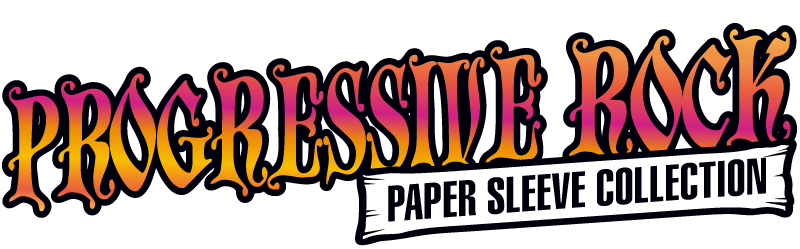 Sony Music Progressive Rock Paper Sleeve Collection