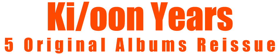 Ki/oon Years 5 Original Albums Reissue