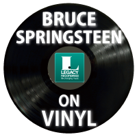 BRUCE SPRINGSTEEN ON VINYL