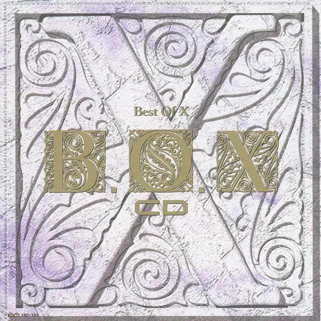B.O.X.CD ,Best of X,
