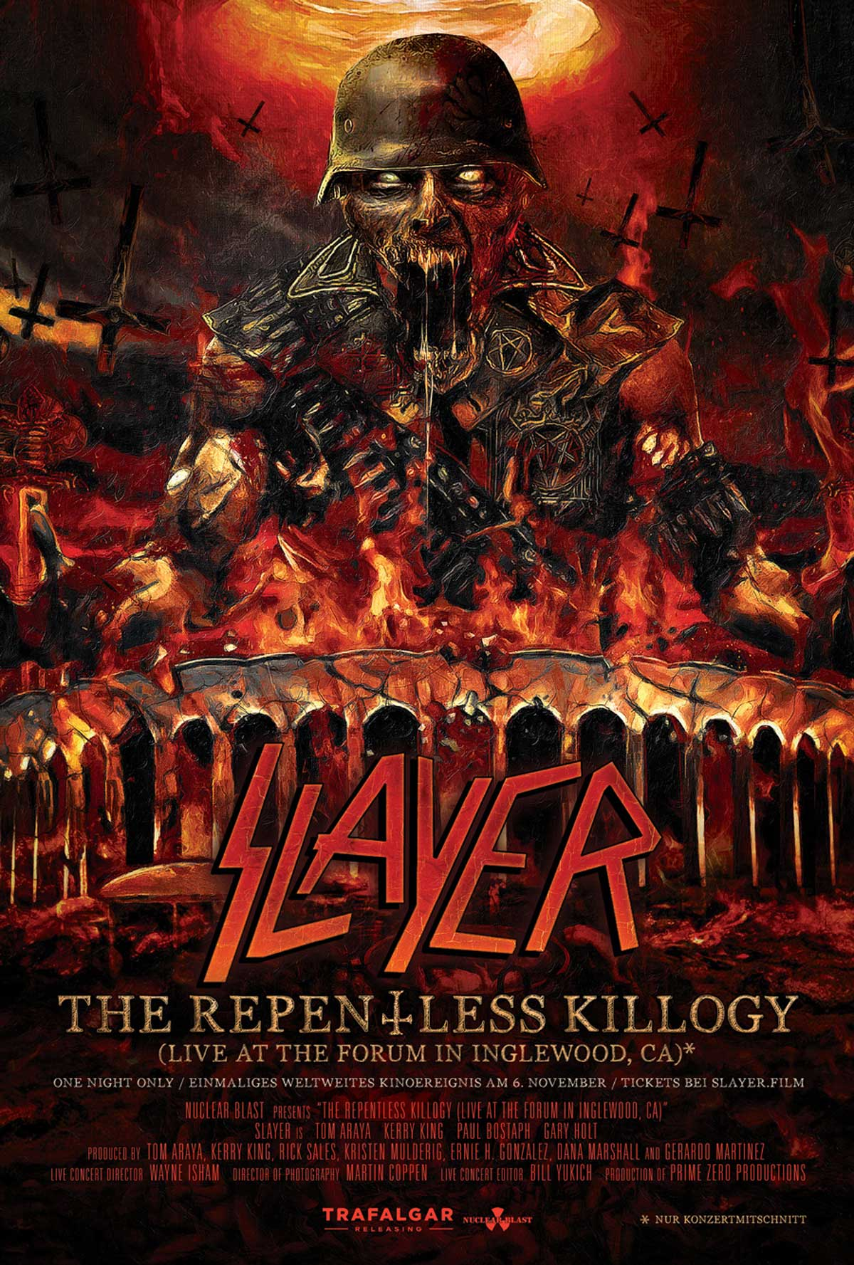 SLAYER:THE REPENTLESS KILLOGY