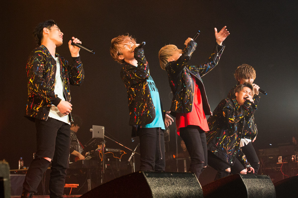 『UNIONE Special Live ONE HEART at Zepp DiverCity』