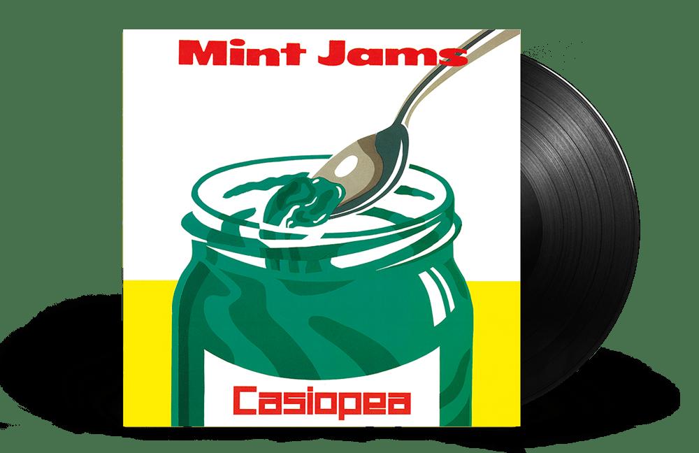CASIOPEA人気作『MINT JAMS』