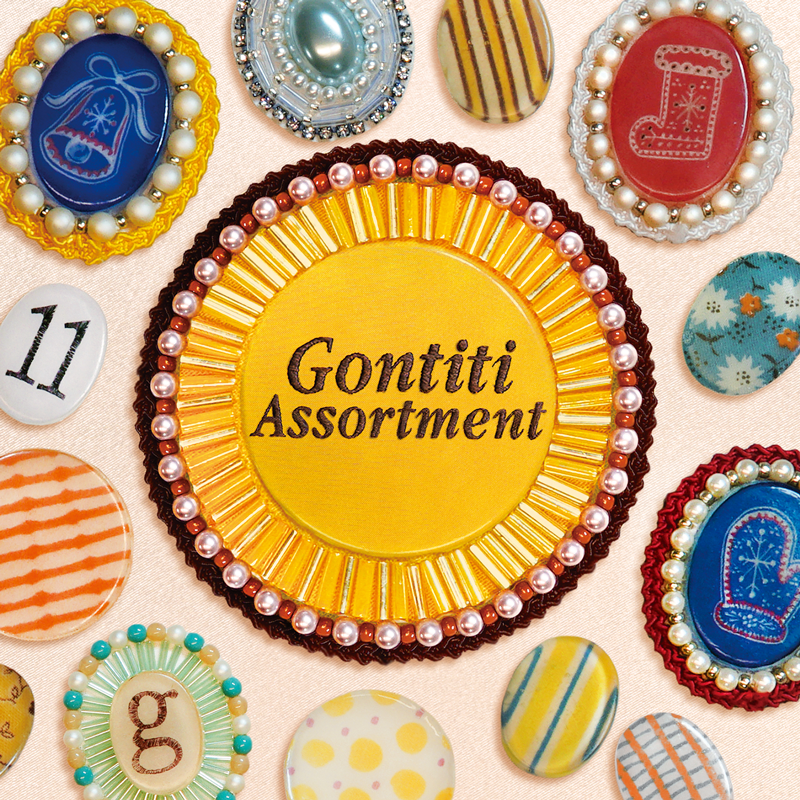 GONTITI『Assortment』