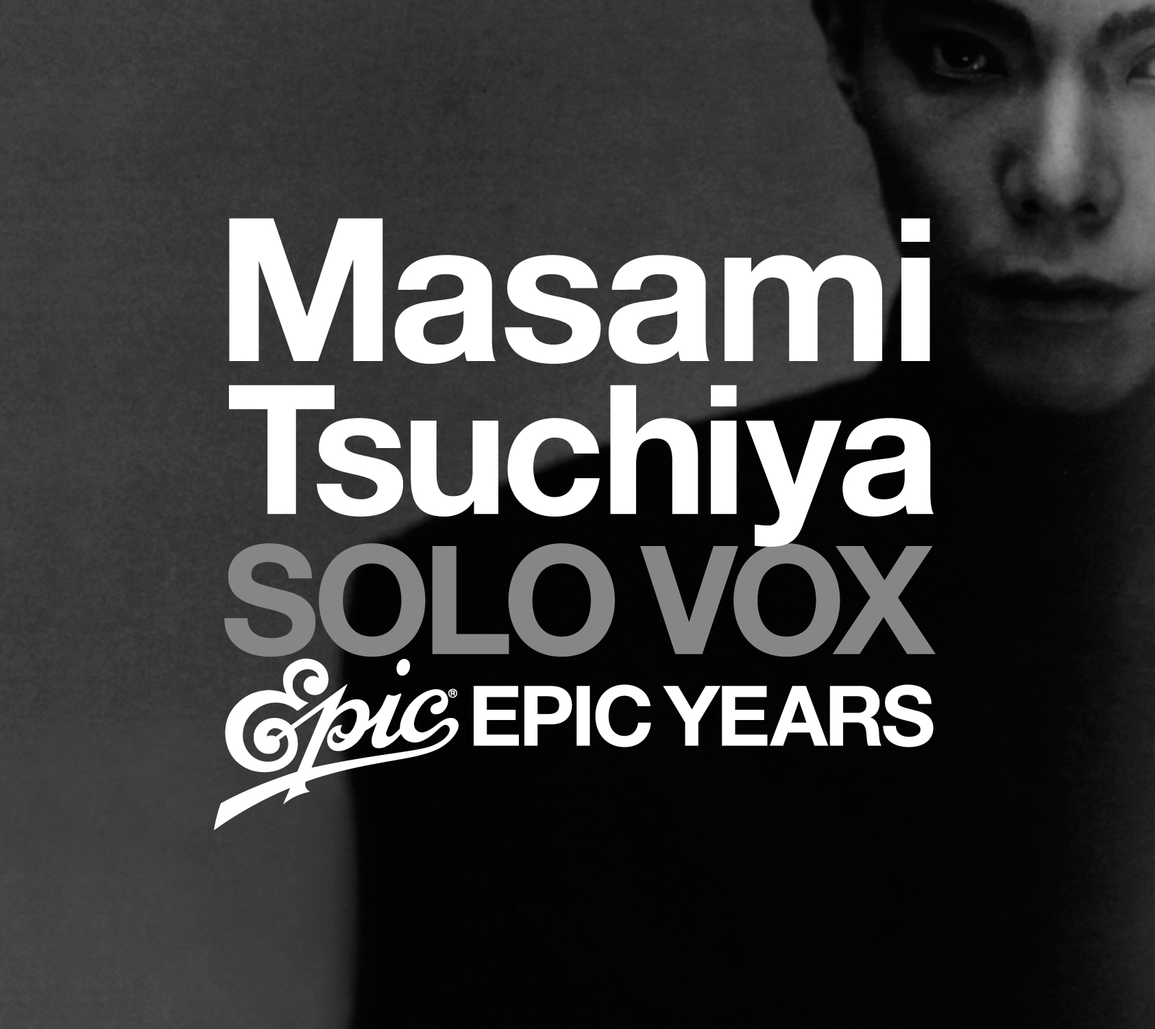 土屋昌巳 SOLO VOX -epic years-